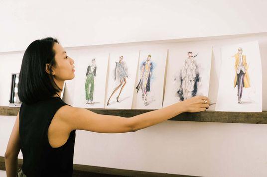 Kiquy Pham Defines Fashion Illustration In Vietnam