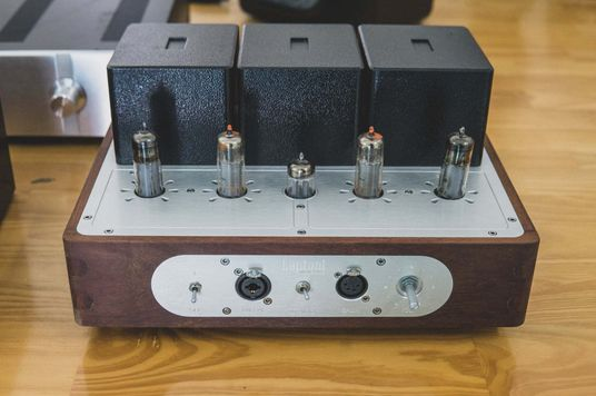 Music Is Meditation: Leptoni Audio's High-Fidelity Amplifiers