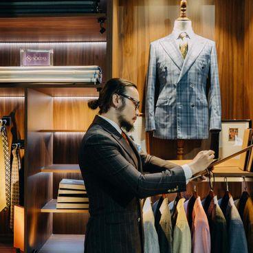 Nghề Lạ: Trở thành quý ông với Chuyên gia tư vấn thời trang Học Bùi
