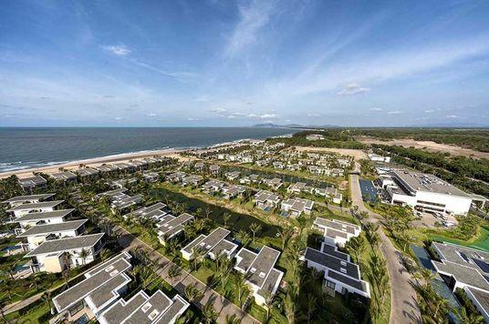 The Hamptons Hồ Tràm: Đẳng cấp du lịch giải trí nghỉ dưỡng mới ven biển