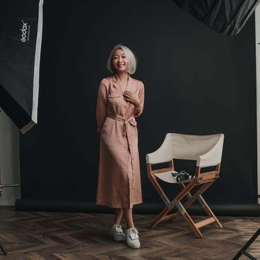 Ask A Senior: Đối thoại cùng nữ nhiếp ảnh gia Dạ Miêu
