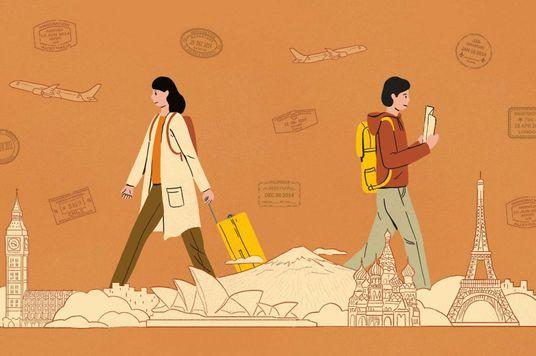 Du lịch không khiến chúng ta hạnh phúc hơn