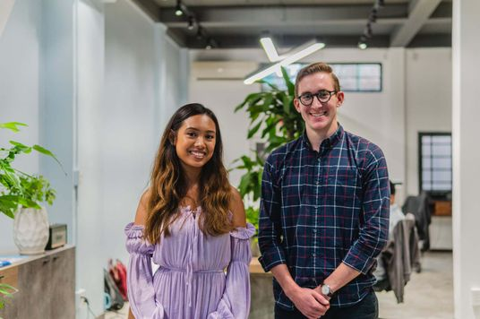 The Journey Of People Empowerment With Vibeji's Ian Carter And Laura Yung