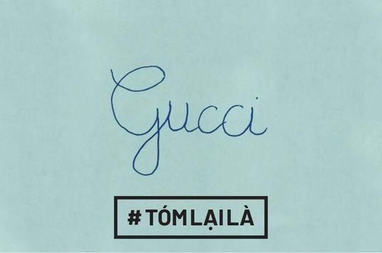 Tóm Lại Là: Gucci thay avatar sao người Việt hưởng ứng thế?
