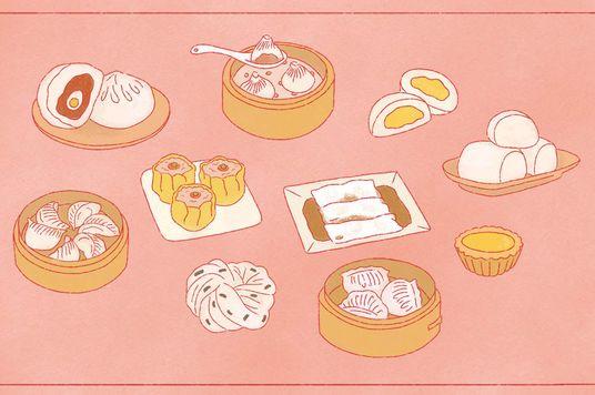 Phân biệt 15 loại điểm tâm của ẩm thực Trung Hoa
