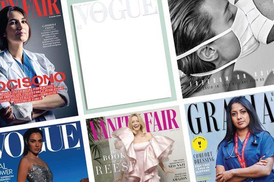 Hậu đại dịch, tạp chí thời trang cũng cần nhìn lại