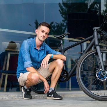 Vietnam Innovator: Modmo Saigon - Chiếc xe đạp điện du hành khắp thế giới
