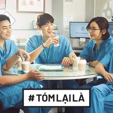 Tóm Lại Là: Hospital Playlist = Reply 1988 + Good Doctor?